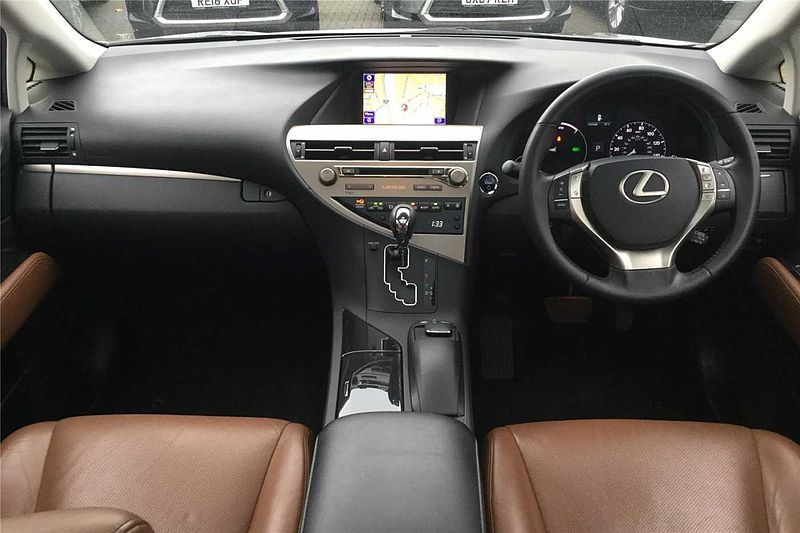 Lexus RX 450h Advance + Panoramic Roof